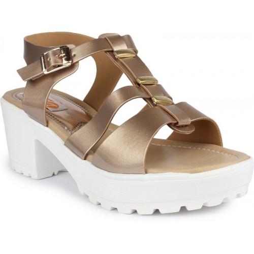 Digni Women Copper Heels