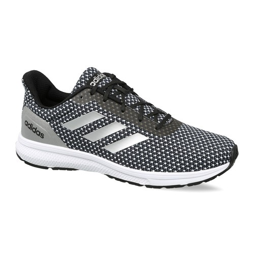 adidas men black and white