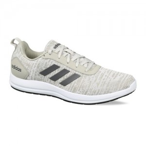 90790a0f88b259 Adidas Men Grey   Olive Green VIDELL Running Shoes