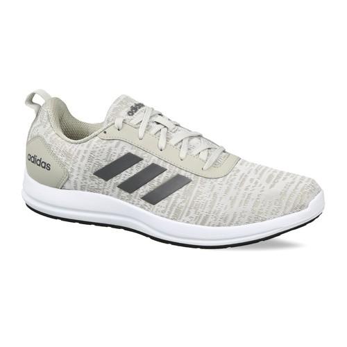 Buy Adidas Men Grey   Olive Green VIDELL Running Shoes online ... 6d6170460