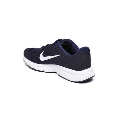 Nike Men Grey RUNALLDAY Running Shoes