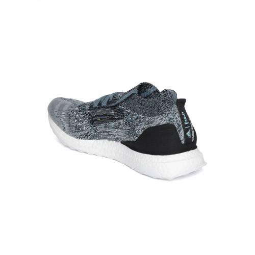2980b886df0c0 Buy Adidas Men Blue   Grey Ultraboost Uncaged Parley Running Shoes ...