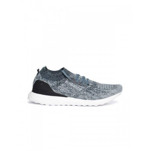 66f6a6109e4 Buy Adidas Men Blue   Grey Ultraboost Uncaged Parley Running Shoes ...