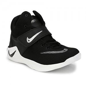 Magnolia Black Air Series Mesh Running/Gymwear Shoes