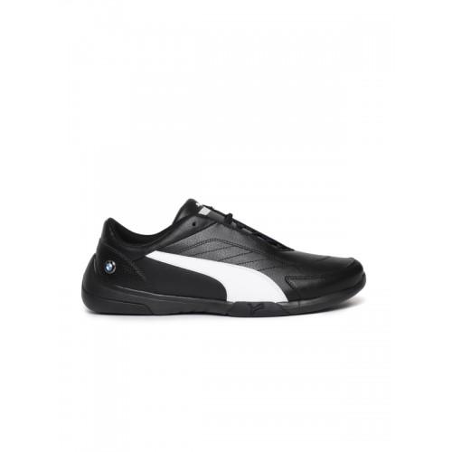 452e15371eb Buy Puma Men Black BMW MMS Kart Cat III Sneakers online