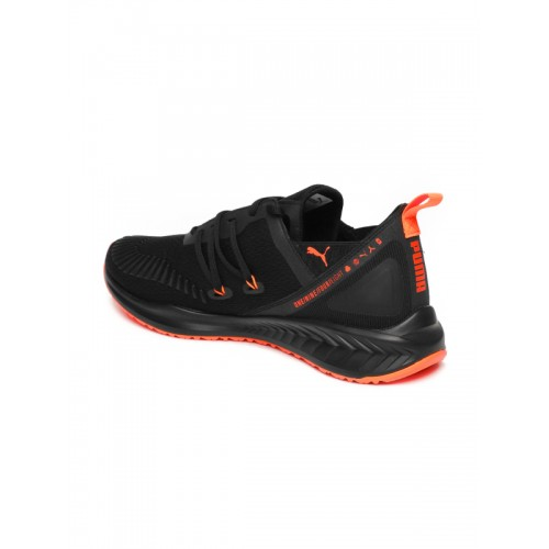 Buy Puma Men Black IGNITE Ronin Unrest Running Shoes online ... 9a8b67a7e