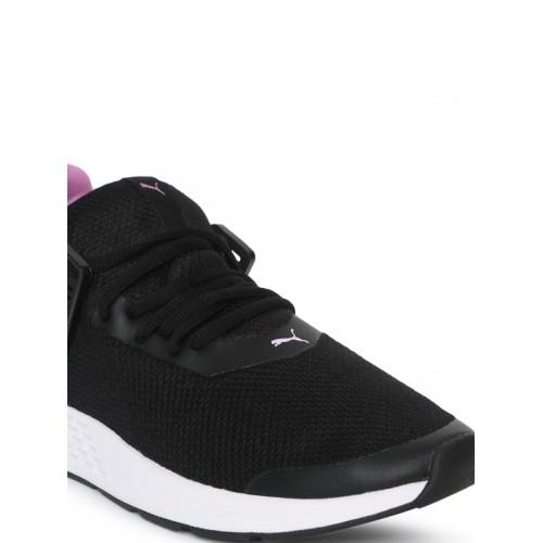 682426a4da8e1 Buy Puma Men Black Insurge Mesh Sneakers online | Looksgud.in