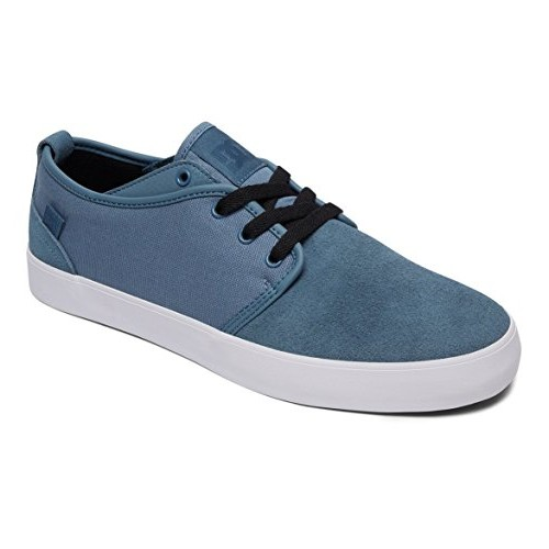 DC Men's Sky Blue Sneakers