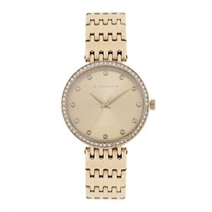 Giordano Analog Rose Gold Dial Women's Watch - A2045-44