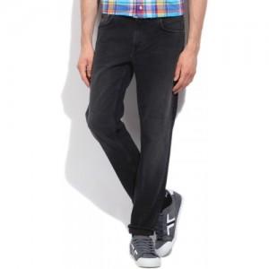 Gant Slim Men Black Jeans