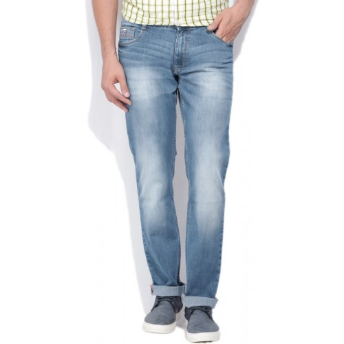 John Players Slim Men's Blue Jeans