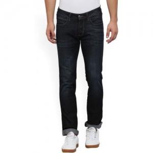 Wrangler Slim Men's Dark Blue Jeans