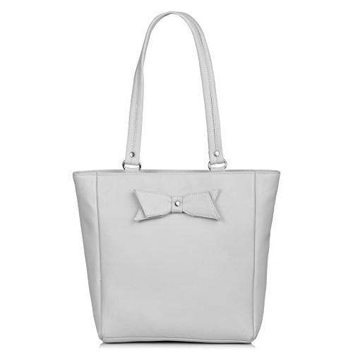 0984502aaf Buy Fostelo Miss India Women s Handbag (Grey) () online