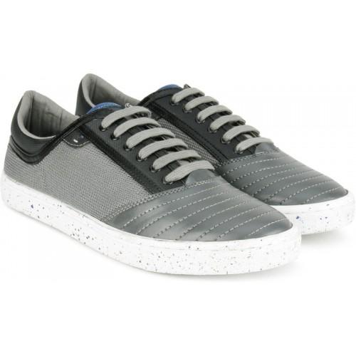 Bata Grey Sneakers For Men