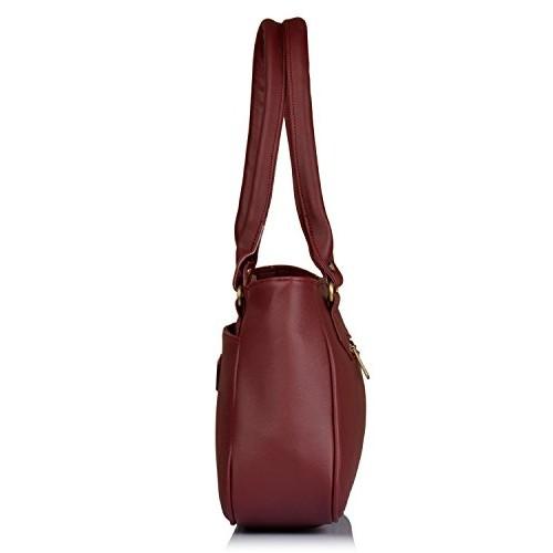 Fostelo Spring Women's Handbag (Maroon) ()