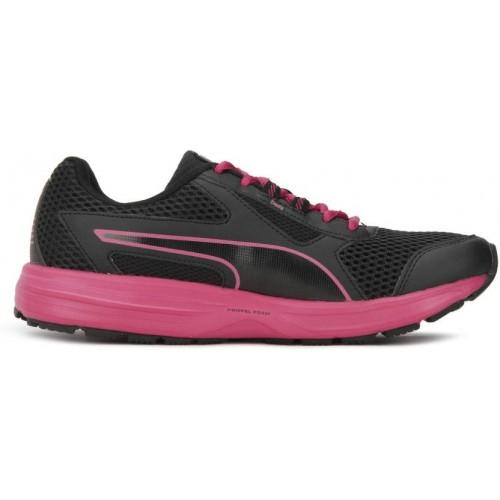 a71348a9609b Puma Essential Runner Wn s IDP Black Mesh Running Shoes For Women ...