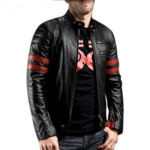 Leather Retail Wolverine faux Leather Jacket for Man