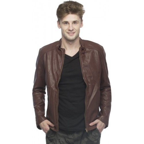 Starz Shine Collection Full Sleeve Solid Men Jacket