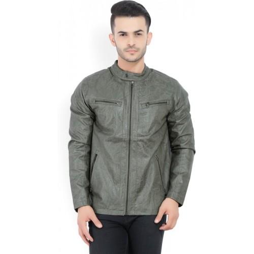 Peter England Full Sleeve Solid Men's Jacket