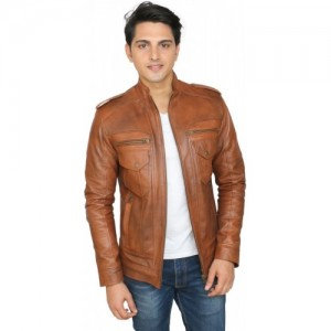 C Comfort Full Sleeve Solid Men Jacket