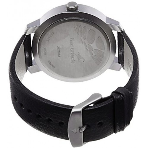 Fastrack Casual Analog Black Dial Mens Watch - 3120SL02