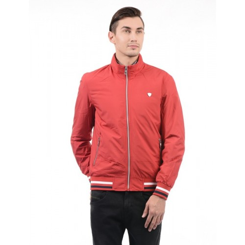 bfcb194cf3e Buy Arrow Full Sleeve Solid Men Jacket online | Looksgud.in
