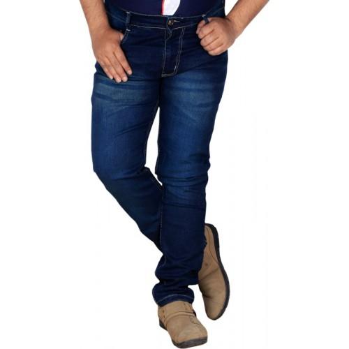 Lzard Regular Men's Blue Jeans