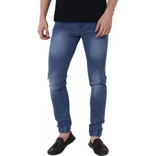 Ridge Vogue Jogger Fit Men Blue Jeans