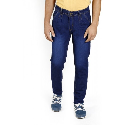 Eprilla Slim Men's Dark Blue Jeans