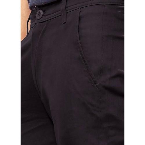 4a5b99885b673 ... 100 Cotton Lycra Slim Fit stretchable Mens Sleek pant by Uber Urban ...