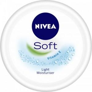Nivea Soft Moisturizing Cream(50 ml)