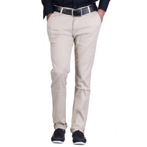 Rock Hudson Regular Fit Men's Beige Trousers