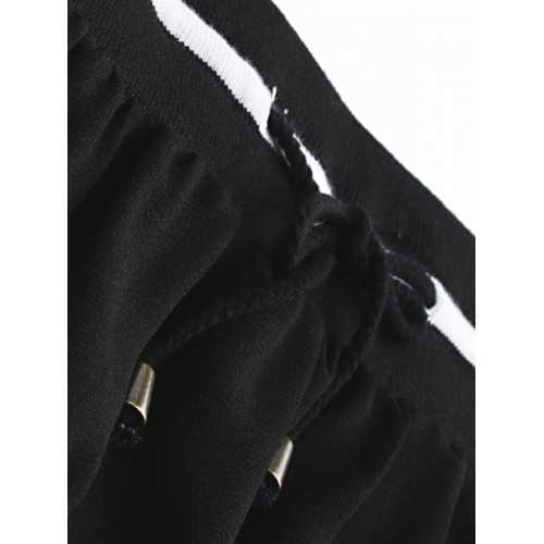 all about you from Deepika Padukone Women Black Solid Regular Shorts