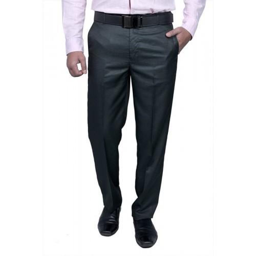 Roy Regular Fit Men's Blue Trousers