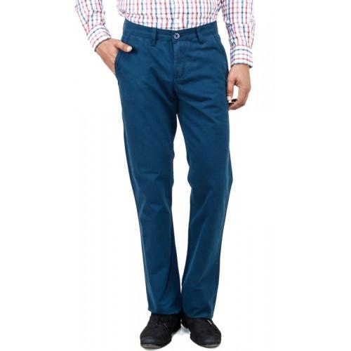 Uber Urban Avenger Regular Fit Men's Blue Trousers