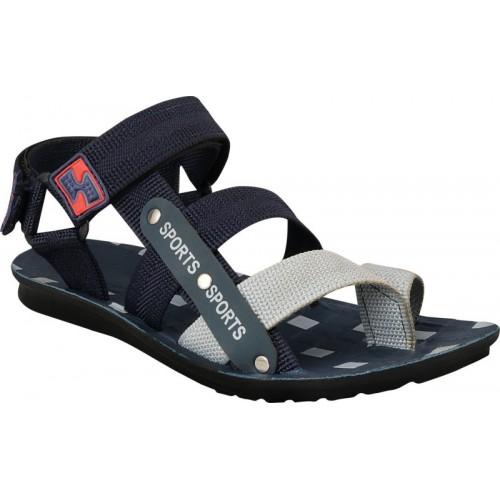 Birde Men Blue Flats Sandals