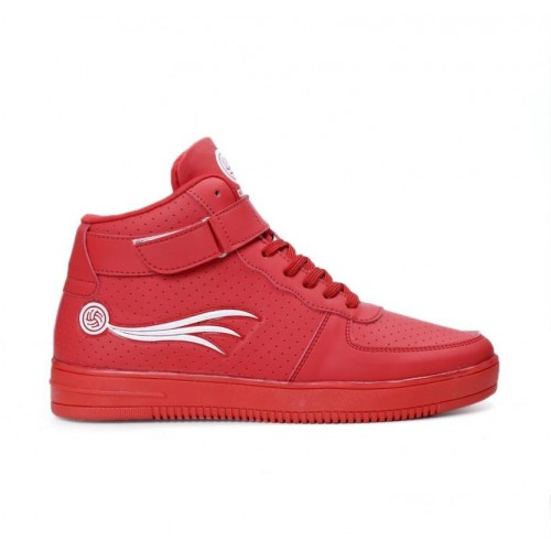 Bacca Bucci Red Sneakers For Men
