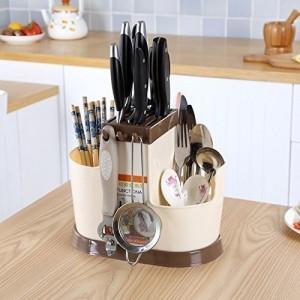 Cartshopper Multi Functional Self Draining Organizer Chopsticks Basket