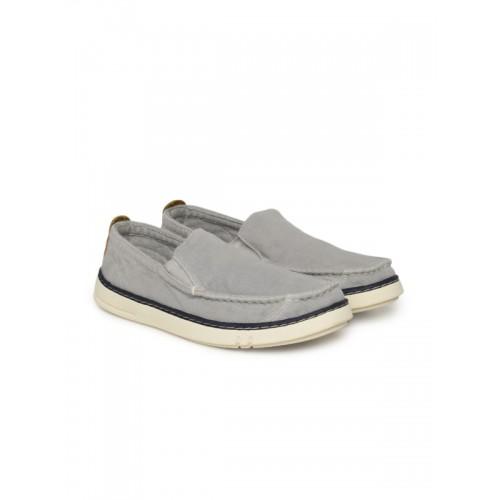 fed566e7fcd4 Buy Timberland Men Grey Slip-On Sneakers online