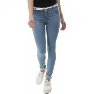 AAKRITHI Slim Women Blue Jeans