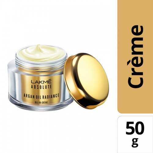 Lakme Absolute Argan Oil Radiance Oil-in-Creme