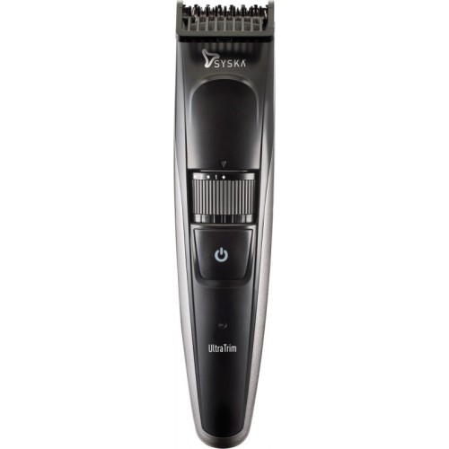 Syska UltraTrim HT800 Cordless Trimmer for Men(Black, Grey)