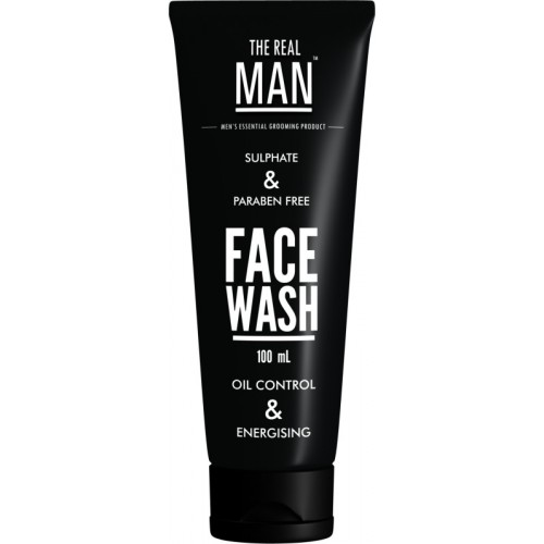 The Real Man Face wash for the real man. Face Wash(100 ml)