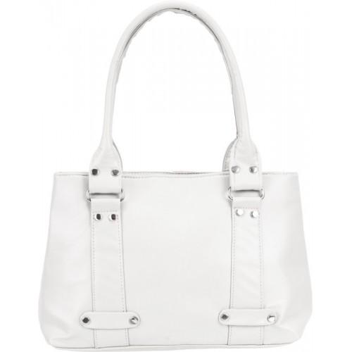 625fa7ffa54 Buy Lady bar Hand-held Bag(White) online