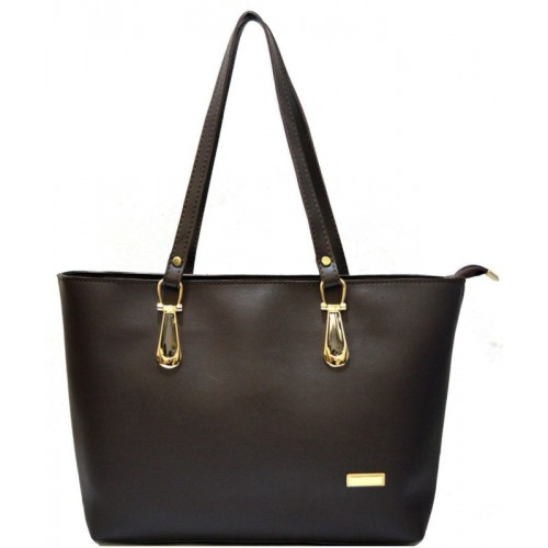 BAGIZZA Hand-held Bag(Brown)