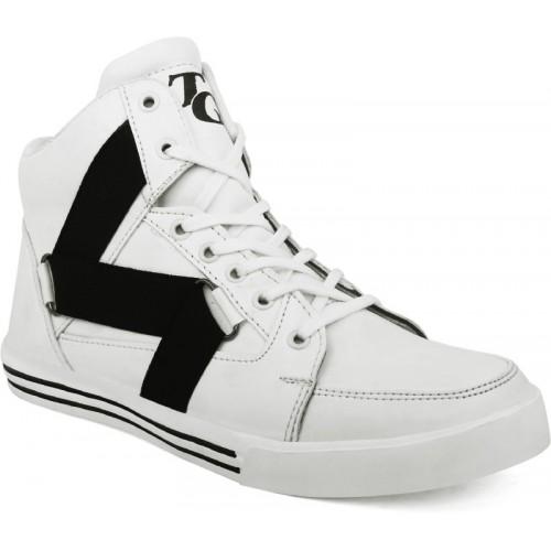 Zixer White Sneakers For Men