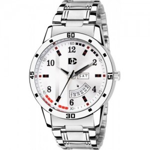 Dinor DC9018 Day-n-Date Multifunction Carson Series Watch  - For Men