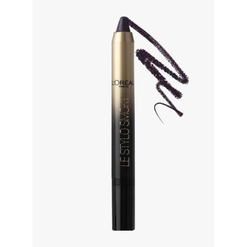 L'Oreal Paris Le Stylo Smoky Eye Shadow 1.5 g(Purple Comoties)