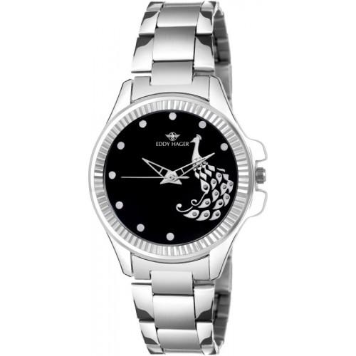 Eddy Hager EH-444-BK Splendid Watch  - For Women