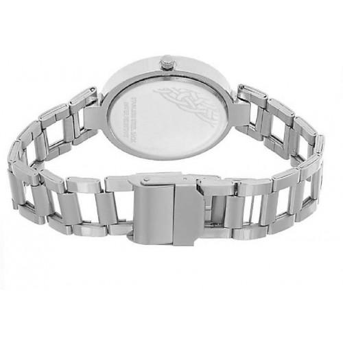 iDIVAS ALK Silver Watch - For Women
